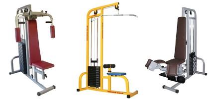 Arnold Classic termi kondigépek, edzőpadok