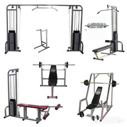 Arnold Classic Gym