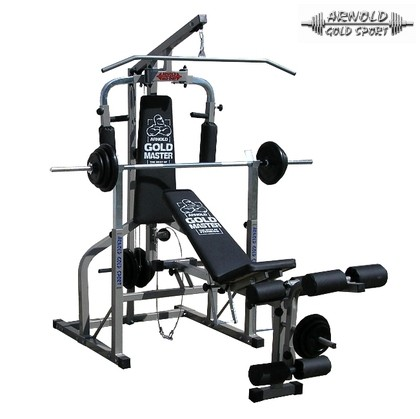 Arnold Iron Gym Basic 2 Akció