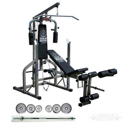 Arnold Iron Gym Silver Akció