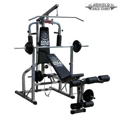 Arnold Iron Gym Sláger 2 Akció