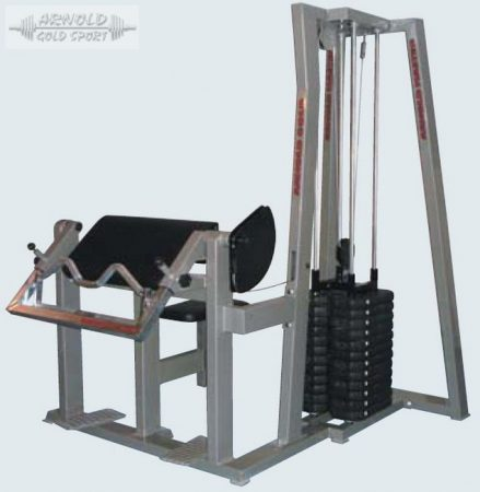AGM Biceps machine sitting