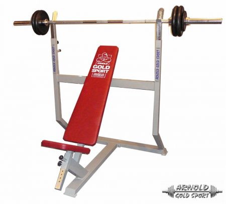 AGM Press bench 45°