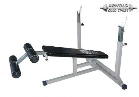AGM Press bench Negative adjustable