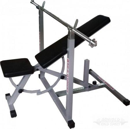 AGM Press bench Pos. Adjustable