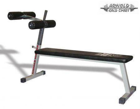 AGM Abdominal Crunch bench