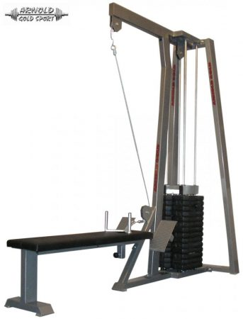 AGM Lat pully & Long pully combi