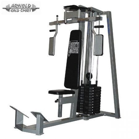 AGM Butterfly Chest machine