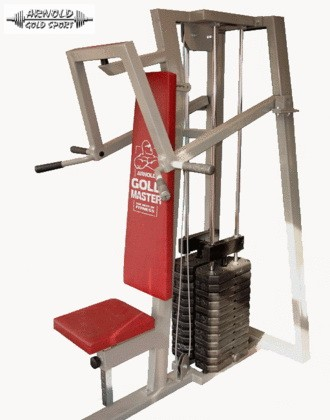 AGM Shoulder press machine
