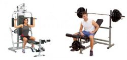 Home Gym Machines, Benches, Wall-bars